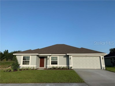 7517 Sloewood Drive, Leesburg, FL 34748 - MLS#: O5753332