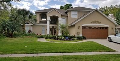 1344 Cornerstone Court, Orlando, FL 32835 - #: O5753800