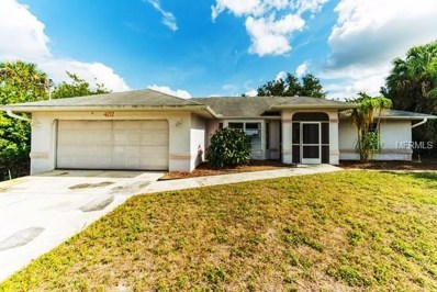 402 Lomond Drive, Port Charlotte, FL 33953 - MLS#: O5755242