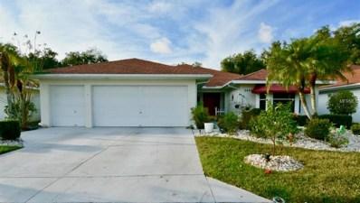 3444 Brookridge Lane, Parrish, FL 34219 - MLS#: O5755412