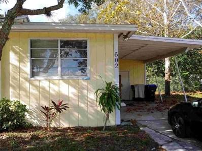 602 Paul Street, Orlando, FL 32808 - MLS#: O5755831