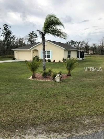 11355 Finch Road, Weeki Wachee, FL 34614 - MLS#: O5755835