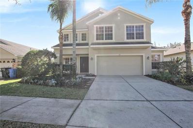 421 Down Pine Drive, Seffner, FL 33584 - MLS#: O5755994