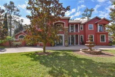 8403 Rambling River Drive, Sanford, FL 32771 - #: O5757339