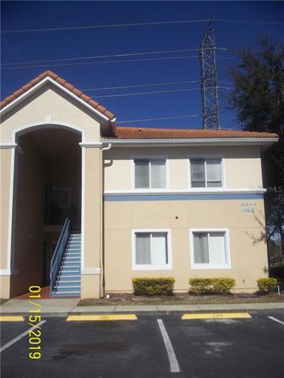 495 Las Cortes Lane UNIT 106, Orlando, FL 32824 - #: O5758804