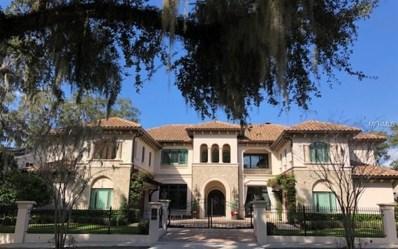 4521 W Beachway Drive, Tampa, FL 33609 - MLS#: O5759607