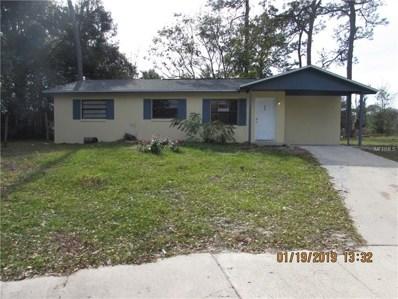 928 Oakhurst Drive, Deland, FL 32720 - #: O5760039