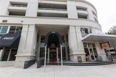 100 S Eola Drive UNIT 1207, Orlando, FL 32801 - #: O5760302