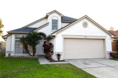 516 Queensbridge Drive, Lake Mary, FL 32746 - MLS#: O5764645