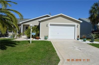 284 Corbett Drive, The Villages, FL 32162 - MLS#: O5766175