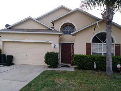 407 Marathon Lane, Sanford, FL 32771 - MLS#: O5767391