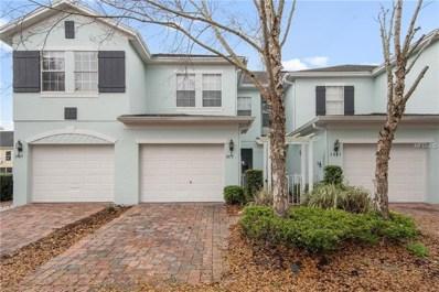 3075 Capri Isle Way, Orlando, FL 32835 - #: O5767855