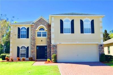 205 W Fiesta Key Loop, Deland, FL 32720 - MLS#: O5768099