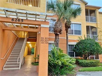 6265 Contessa Drive UNIT 105, Orlando, FL 32829 - #: O5771206