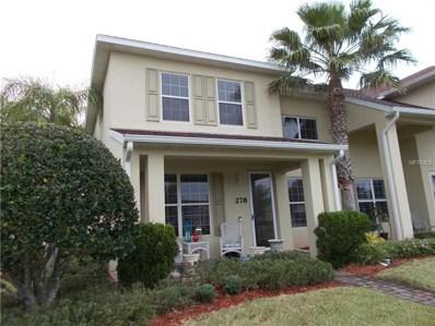 278 N Airport Road, New Smyrna Beach, FL 32168 - MLS#: O5771922