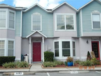 4483 Brook Hollow Circle, Winter Springs, FL 32708 - MLS#: O5773347