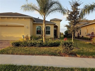 620 Chipper Drive, Sun City Center, FL 33573 - MLS#: O5775226