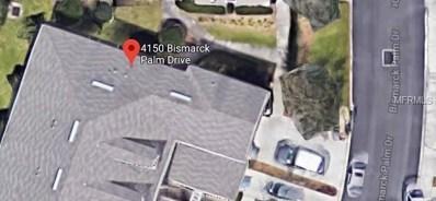 4150 Bismarck Palm Drive, Tampa, FL 33610 - MLS#: O5777382