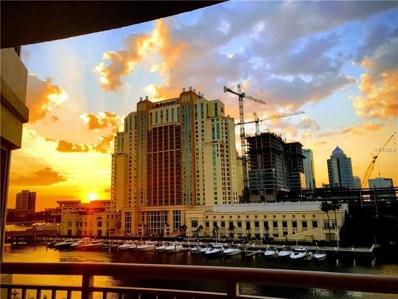 371 Channelside Walk Way UNIT 403, Tampa, FL 33602 - MLS#: O5778196