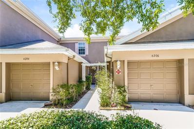 4204 Bismarck Palm Drive, Tampa, FL 33610 - MLS#: O5778555