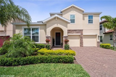 14350 Cedar Hill Drive, Winter Garden, FL 34787 - #: O5778686