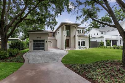 1865 Grinnell Terrace, Winter Park, FL 32789 - MLS#: O5782265