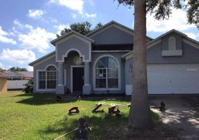 1732 Powder Ridge Drive, Valrico, FL 33594 - MLS#: O5784003