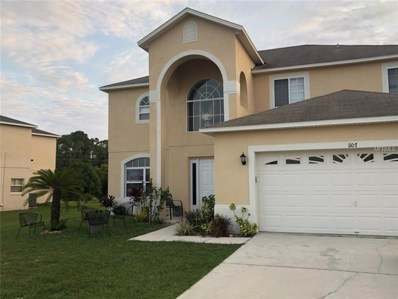 1107 Nelson Meadow Lane, Poinciana, FL 34759 - #: O5784315