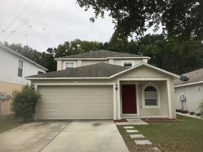 13823 Gentle Woods Avenue, Riverview, FL 33569 - MLS#: O5784323