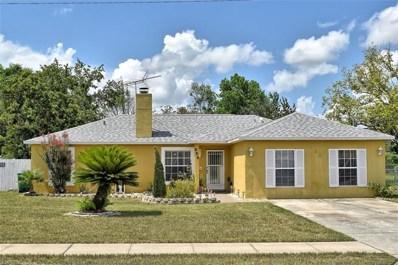 558 Sullivan Street, Deltona, FL 32725 - #: O5785494