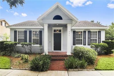 331 Hillside Avenue, Orlando, FL 32803 - MLS#: O5786820
