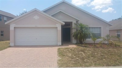 934 Chanler Drive, Haines City, FL 33844 - MLS#: O5787104
