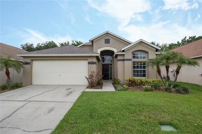 1231 Horsemint Lane, Wesley Chapel, FL 33543 - MLS#: O5791291