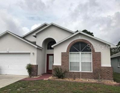 512 Eagle Pointe N, Kissimmee, FL 34746 - MLS#: O5792073