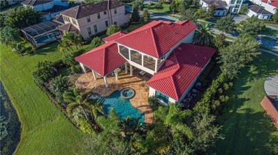 11659 Vinci Drive, Windermere, FL 34786 - #: O5792548