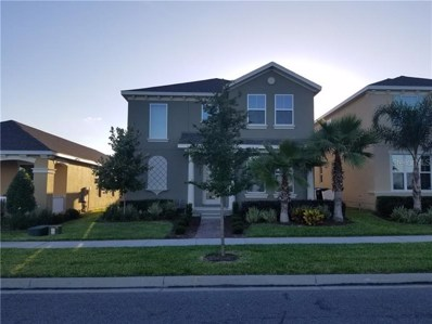 8026 Wood Sage Drive, Winter Garden, FL 34787 - #: O5793378