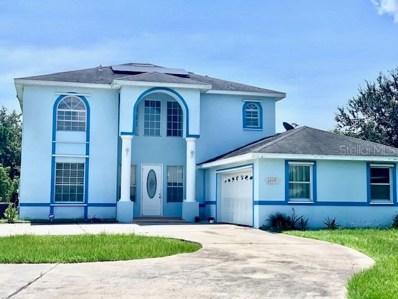 4110 Santa Barbara Road, Kissimmee, FL 34746 - MLS#: O5793617