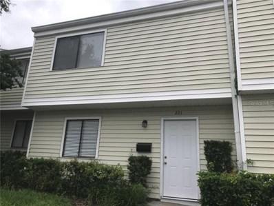 221 Debora Court UNIT 221, Altamonte Springs, FL 32701 - #: O5796028