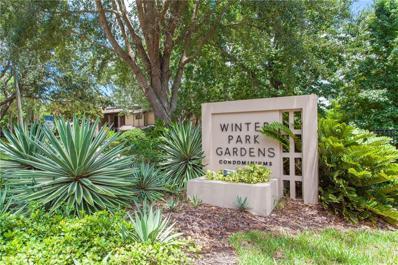700 Melrose Avenue UNIT G  3, Winter Park, FL 32789 - #: O5798834