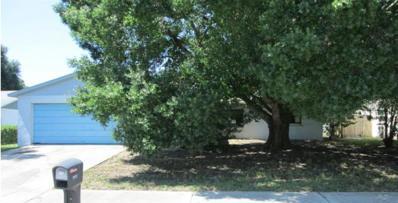 7639 Bramblewood Drive, Port Richey, FL 34668 - #: O5799626