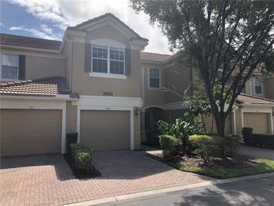 3401 Shallot Drive UNIT 104, Orlando, FL 32835 - MLS#: O5800705