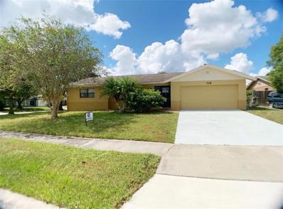 718 Park Manor Drive, Orlando, FL 32825 - MLS#: O5803866