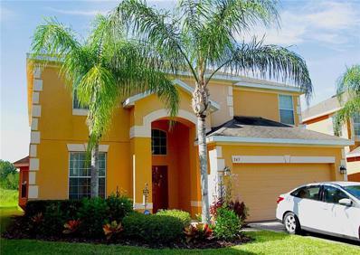 743 Orange Cosmos Boulevard, Davenport, FL 33837 - #: O5806883
