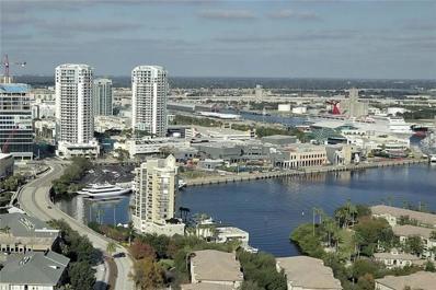 1209 E Cumberland Avenue UNIT 606, Tampa, FL 33602 - MLS#: O5807253