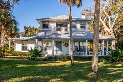 602 N Riverside Drive, New Smyrna Beach, FL 32168 - #: O5814692