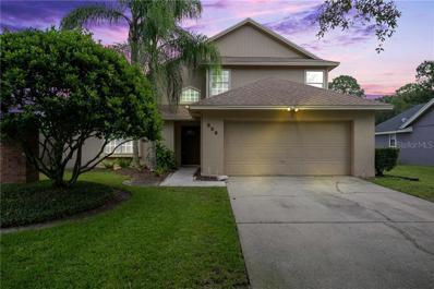 889 Bright Meadow Drive, Lake Mary, FL 32746 - #: O5820018