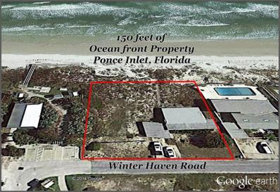 4591 S Atlantic Avenue, Ponce Inlet, FL 32127 - MLS#: P4704880