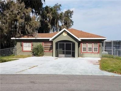 495 S Terrace Drive, Eagle Lake, FL 33839 - MLS#: P4713807