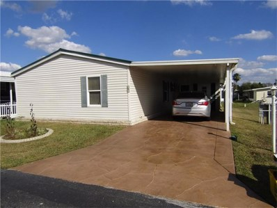 5130 Abc Road UNIT 69, Lake Wales, FL 33859 - MLS#: P4714085
