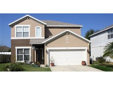 314 Windsor Estates Drive, Davenport, FL 33837 - MLS#: P4714613
